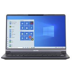 Notebook DBook DVVN-4 Windows 10 Home, Processador AMD Ryzen 3, 4GB,  ..